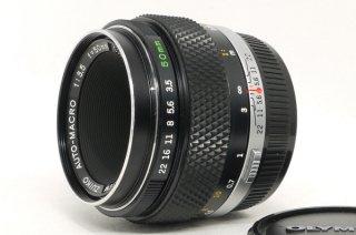 オリンパス 50mm F3.5 マクロ 極上美品