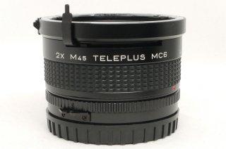ケンコー 2× M45 TELEPLUS MC6 (マミヤ645用) 極上美品