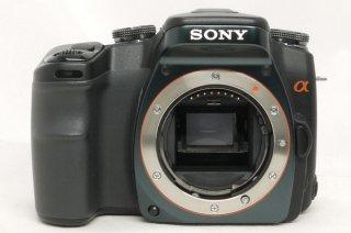 ソニー α100 (DSLR-A100) 極上美品