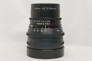 ハッセル Sonnar C 150mm F4 フィルター付 極上美品