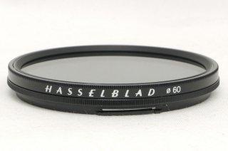 ハッセル PLフィルター B60  3× −1.5 (Lin) 51603 新品同様