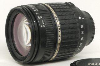タムロン AF ASPH XR Di� LD [IF] 18-200mm F3.5-6.3 MACRO A14 (ニコン用) 極上美品