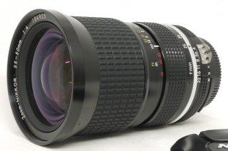 ニコン Ai NIKKOR 25-50mm F4 極上美品
