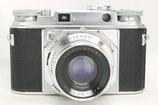 フォクトレンダー PROMINENT ULTRON 50mm F2付 極上美品