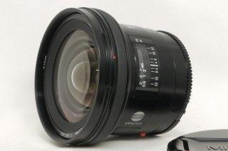 ミノルタ AF 20mm F2.8 (New) (ソニーAマウント) フード付 極上美品