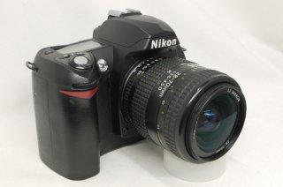 ニコン D70  28-70mm F3.5-4.5D付 極上美品