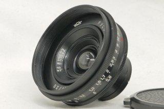 ロシアレンズ ルサール PyCCAP MP-2  20mm F5.6 (ライカLマウント) 極上美品