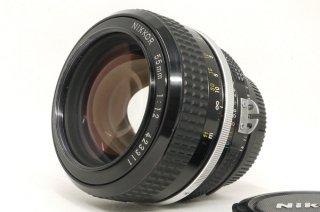 ニコン Ai NIKKOR 55mm F1.2 美品