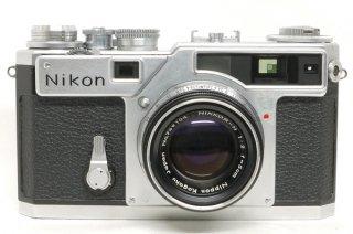ニコン SP 50mm F2 (チタン幕)