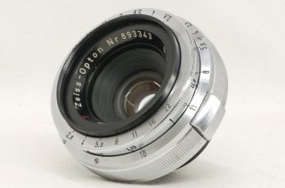 Zeiss-Opton Biogon 35mm F2.8 T 極上美品