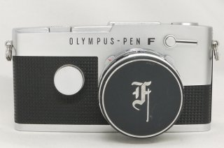 オリンパス PEN-FT 38mm F1.8付 極上美品