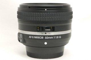 ニコン AF-S NIKKOR 50mm F1.8G (スペシャルエディション) 新品同様