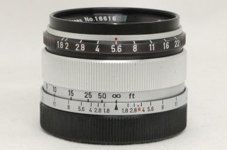 キャノン L 35mm F1.8(ライカ L マウント) 美品