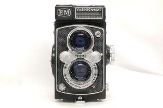 希少 YASHICA-MAT EM 1964年製 難有 極上美品