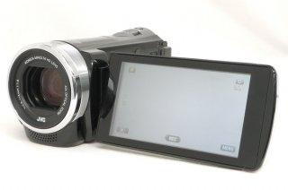 JVC Everio GZ-E290-B タッチパネル式 40倍ズーム SDカード 極上美品