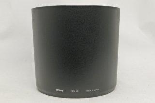 AI AF VR Zoom-Nikkor 80-400mm F4.5-5.6D ED用フード