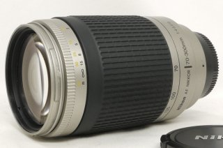ニコン AF NIKKOR 70-300mm F4-5.6G 極上美品