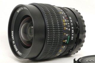 マミヤ 645用 45mm F2.8 N 極上美品