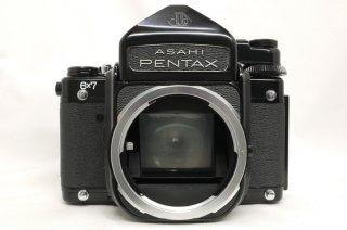 ペンタックス 6×7 TTL ミラーアップ 整備清掃済み
