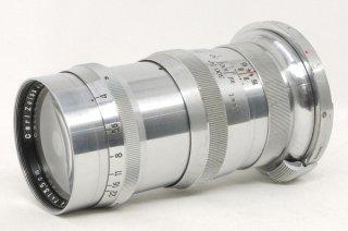 コンタックス Sonnar 13.5cm F4