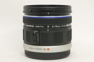 オリンパス M.ZUIKO DIGITAL ED 9-18mm F4-5.6 MSC 新品同様