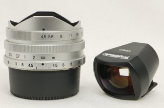 フォクトレンダー SUPER WIDE-HELIAR 15mm F4.5 ASPH ファインダーセット 極上美品 ライカLマウント