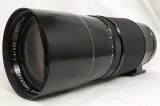 ペンタックス 6×7用 SMCタクマー 400mm F4 極上美品