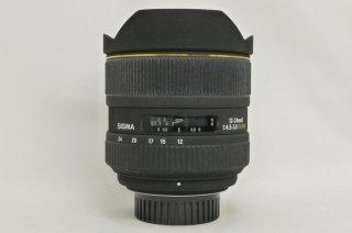 シグマ EX 12-24mm D F4.5-5.6 DG HSM (ニコン用)