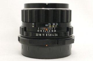 ペンタックス 6×7用 SMCタクマー 105mm F2.4 整備清掃済み 美品 (黄変)