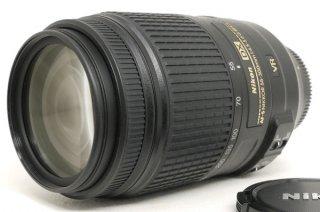 ニコン AF-S DX NIKKOR 55-300mm F4.5-5.6G ED VR 極上美品