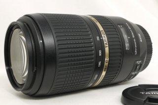 タムロン SP 70-300mm F4-5.6 Di VC USD (Model A005) キャノン用 新品同様
