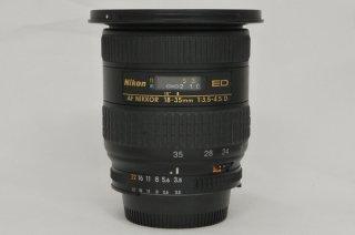 ニコン AF NIKKOR 18-35mm F3.5-4.5D ED 極上美品