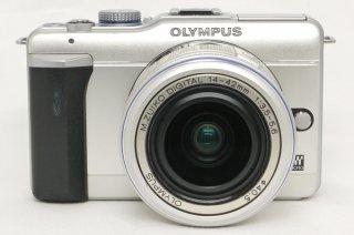 オリンパス PEN E-PL1  14-42mm付 極上美品