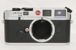 ライカ M6 パンダ 0.72 極上美品