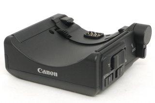 キャノン パワーズームアダプター PZ-E1 ケース、説明書付 新品同様