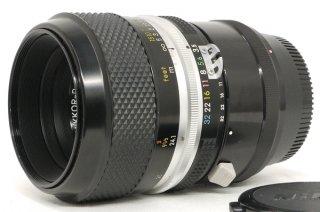 ニコン Ai Micro-NIKKOR-P Auto 55mm F3.5 M2接写リング付 極上美品