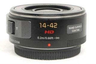 LUMIX G X VARIO PZ 14-42mm F3.5-5.6 ASPH. POWER O.I.S. 極上美品