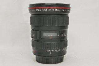 キャノン EF 17-40mm F4L USM フィルター、フード、ケース、元箱、一式付 極上美品