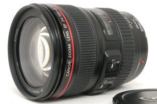 キャノン EF 24-105mm F4L IS USM フィルター、ケース、元箱付 極上美品