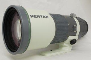 ペンタックス67 M✩ 400mm F4 ED(IF) ケース、説明書付 極上美品