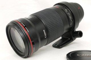 キャノン EF 180mm F3.5L Macro USM 元箱、ケース、フード、フィルター付 極上美品