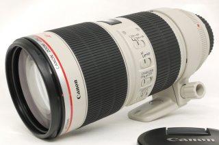 キャノン EF 70-200mm F2.8L IS � USM 極上美品