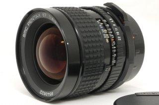 ペンタックス67用 smc 75mm F4.5 フィルター付 極上美品