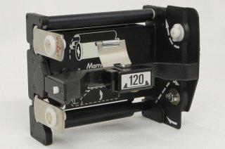 マミヤ 645用フィルムホルダー 120 極上美品