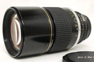 ニコン Ai NIKKOR ED 180mm F2.8S 美品