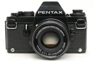 ペンタックス LX 50mm F1.7付 美品