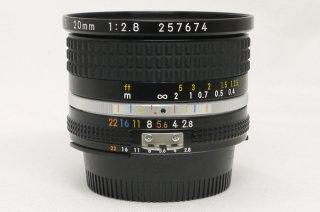 ニコン Ai NIKKOR 20mm F2.8S 極上美品