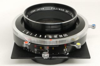 フジノン FUJINON・SF 250mm F5.6 リンホフ規格ボード 極上美品