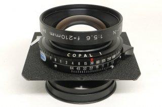 ローデンシュトック シロナー Sironar-N 210mm F5.6 MC リンホフ規格ボード 極上美品