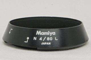 マミヤ7、7� N 80mm F4L用フード